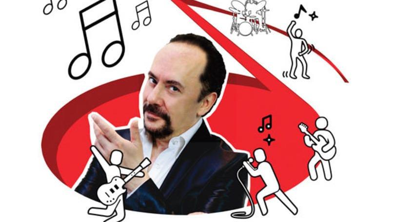 I 50 anni di Maurizio Casagrande in musica