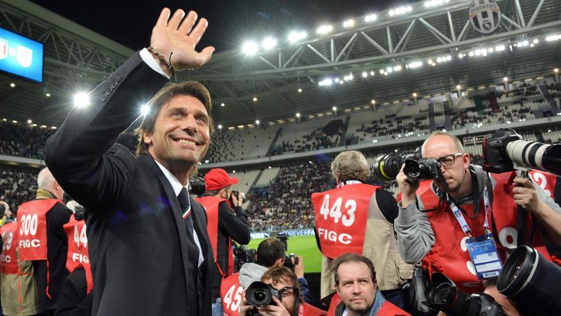 Nessuno come Conte, il record di 102 punti con la Juventus è salvo