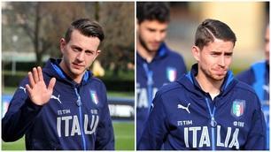 Nazionale, per Jorginho e Bernardeschi esordio in azzurro