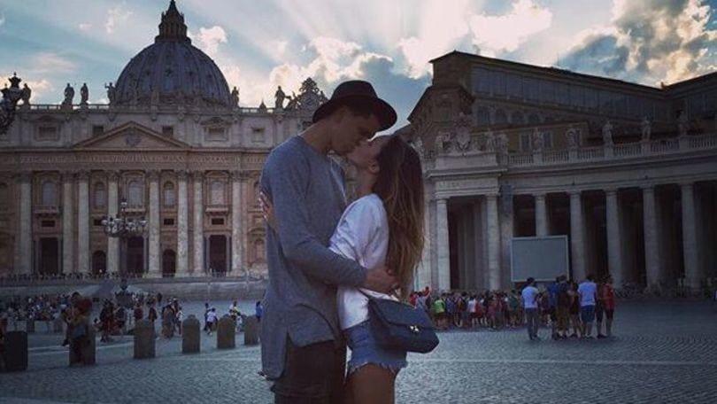 Roma, Szczesny si sposa in Italia. Ma il matrimonio in giallorosso?