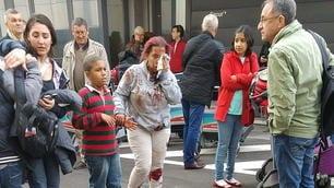 Attentato all'aeroporto di Bruxelles, le immagini della fuga dopo l'esplosione