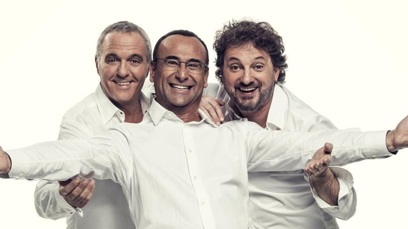 """Panariello, Conti e Pieraccioni """"Lo Show"""""""
