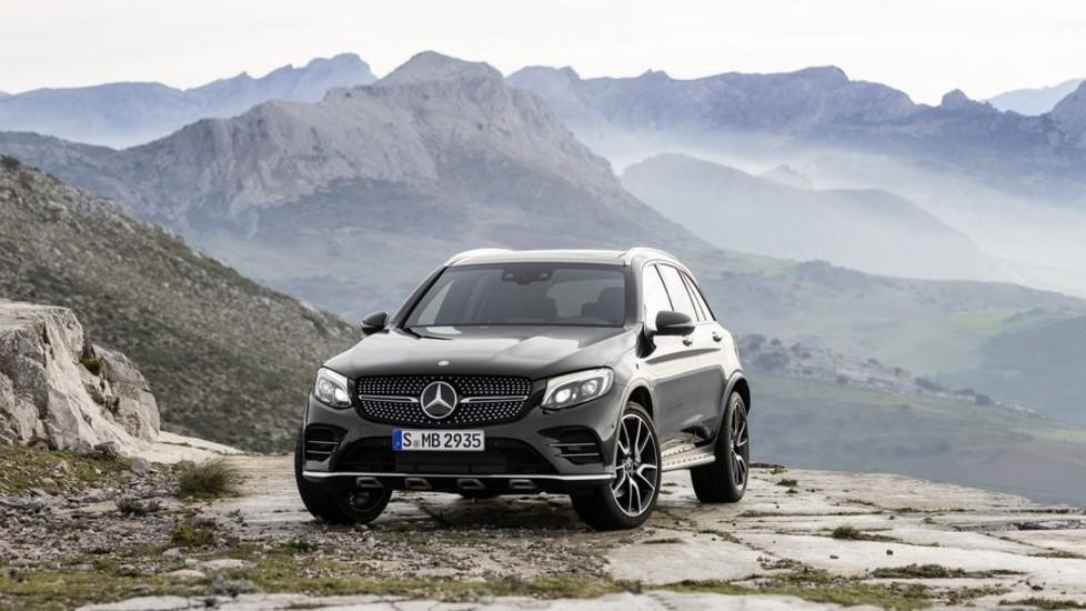 Mercedes AMG GLC, il SUV più potente di una sportiva