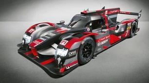NuovaAudi R18, pronta per Le Mans