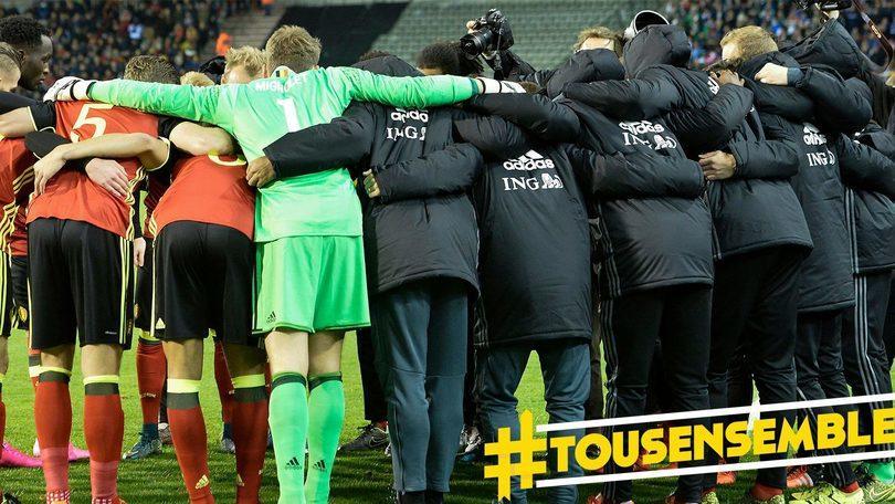 Bruxelles, Belgio-Portogallo verso l'annullamento. Gli attentati fermano lo sport