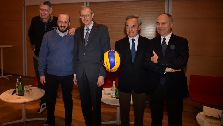 L'ex Ct azzurro Berruto presenta Torino sede della finale Mundial 2018