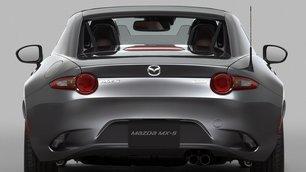 Mazda MX-5 RF, Salone di New York 2016