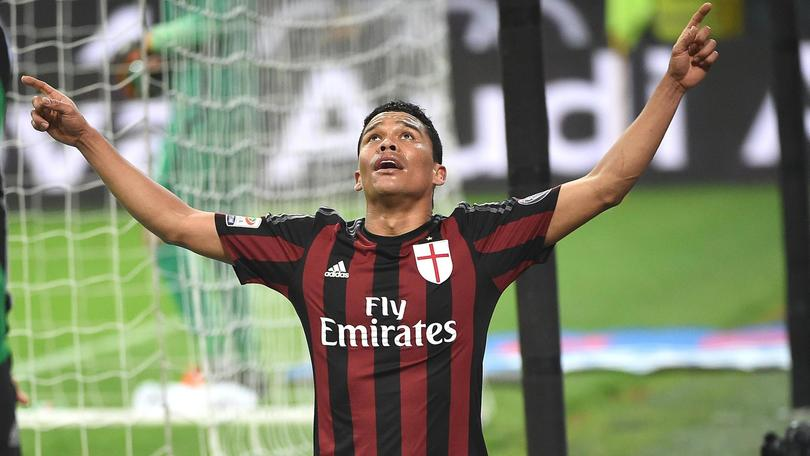 Calciomercato Milan, 30 milioni e Bacca andrà via