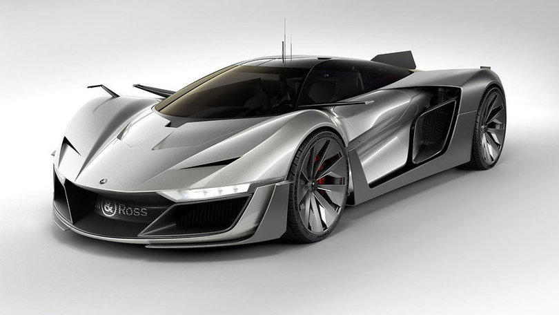 "Bell & Ross Aero GT: supercar ""nata"" dagli orologi"