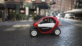 Nissan New Mobility Concept, mini elettrica a New York