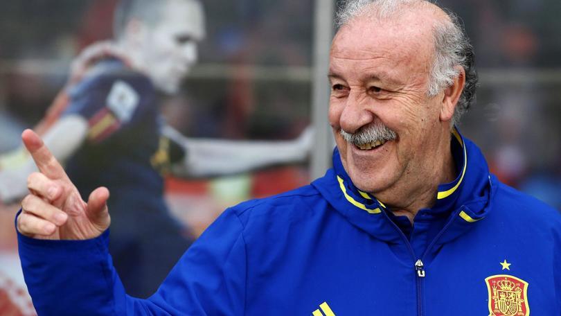 Del Bosque: «Pirlo fantastico, grande Italia»