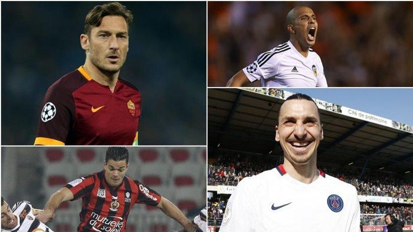 Calciomercato, un'intera squadra a costo zero: da Mandanda a Ibrahimovic, quante occasioni