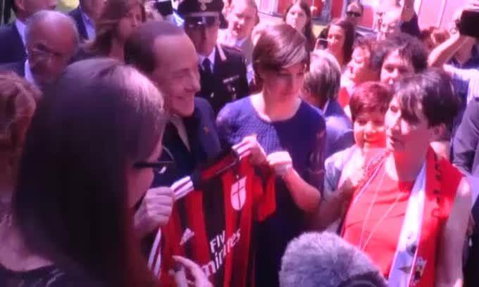 Berlusconi difende Miha, ma pensa a Di Francesco
