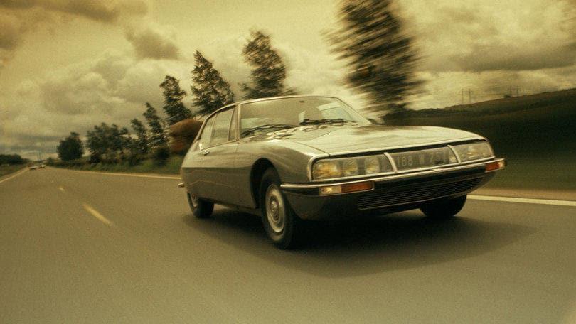 Citroen Maserati, la perla d'argento di Cruyff