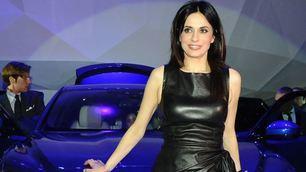 Rossella Brescia madrina del primo SUV Jaguar