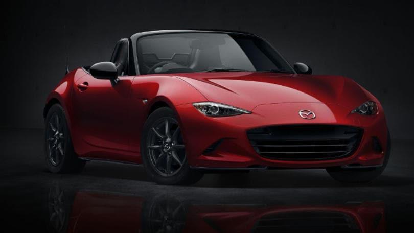 Auto dell'anno: per gli USA è Mazda MX-5