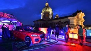 Jaguar F-Pace un debutto italiano da Grande Bellezza
