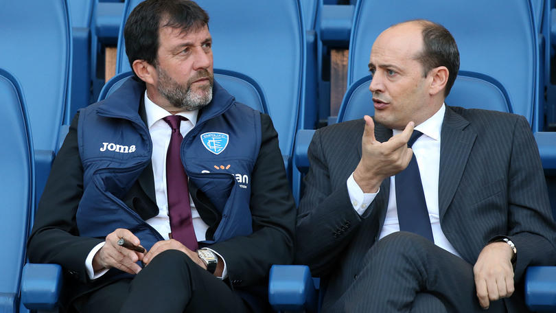 Serie A Empoli, Carli: «Straordinario il lavoro di Spalletti»