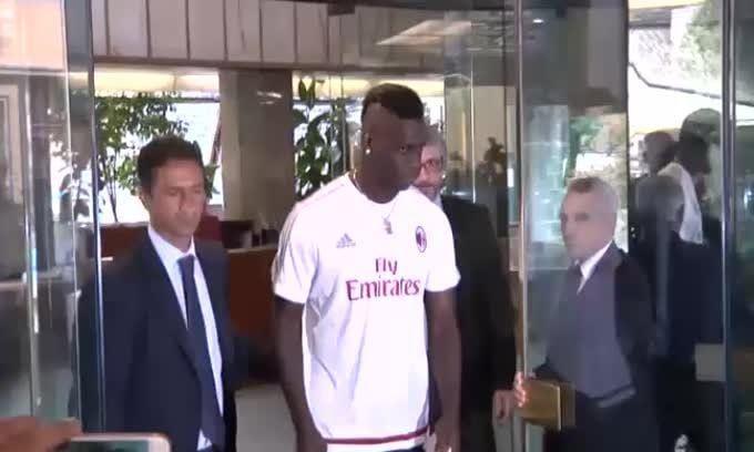 Milan, da Liverpool respingono Balotelli