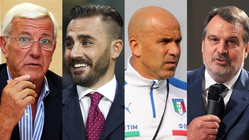 ESCLUSIVO - Toto ct: sale Lippi dt In panchina Cannavaro, Di Biagio o Tardelli