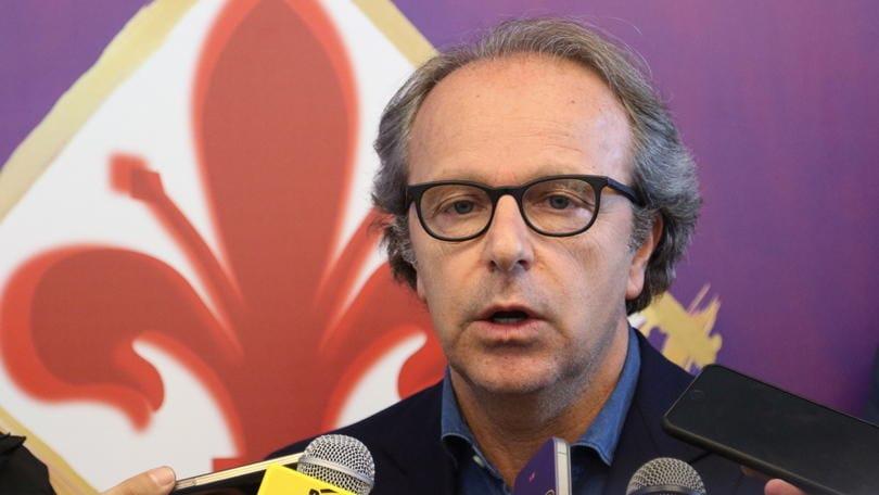 Fiorentina, Della Valle: «Più innamorato di chi ama Firenze»