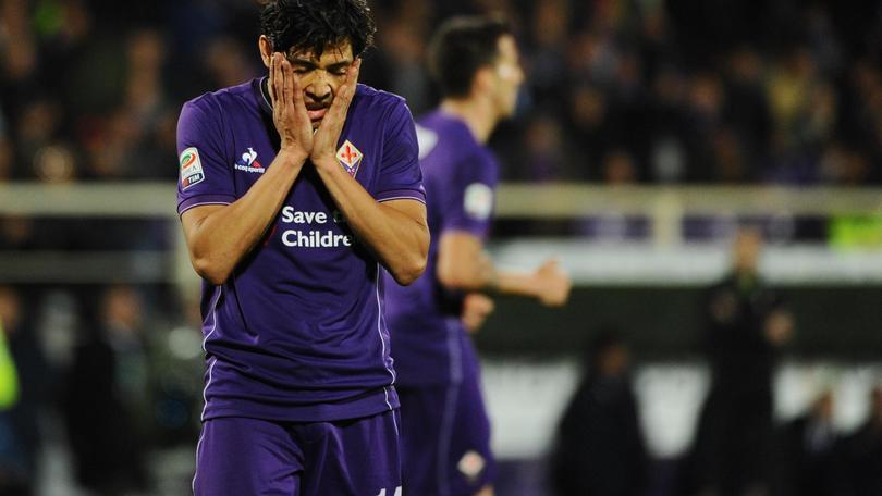Serie A, Fiorentina in ansia per Mati Fernandez