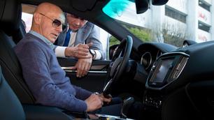 """Arrigo Sacchi """"gioca"""" col Tridente da 70 mila euro"""
