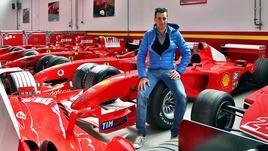 """Nibali in Ferrari: """"Futuro con le auto? Mi piacerebbe"""""""