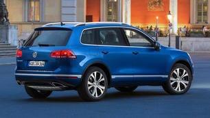 Volkswagen Touareg: operazione richiamo