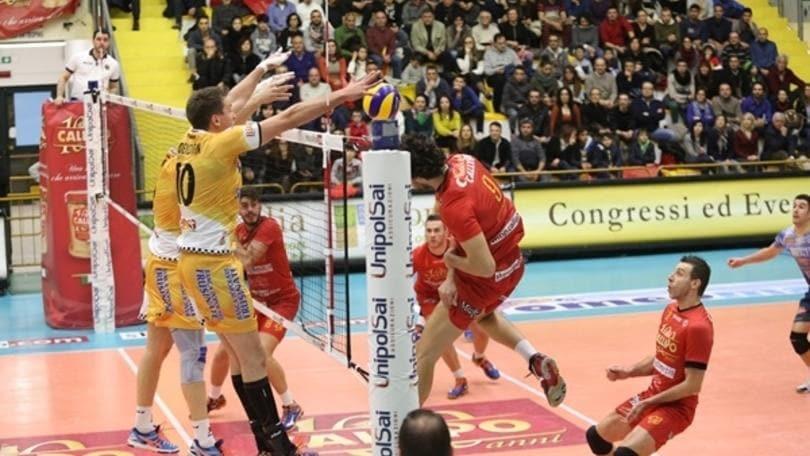 Volley: A2 Maschile, finale col botto, si sfidano Sora e Vibo