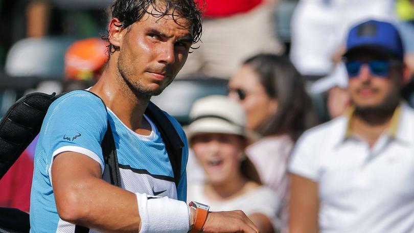 Atp Miami, Nadal si ritira: colpo di calore