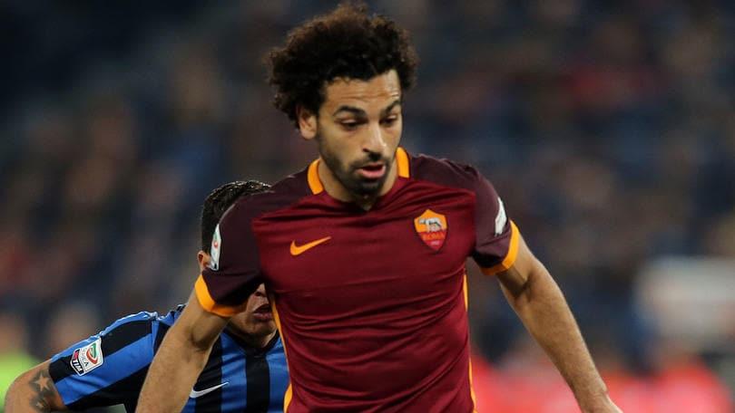 Roma, incredibile Salah: «Felice di non aver segnato»