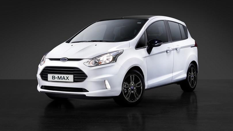 Ford B-Max Sport, la monovolume compatta diventa esclusiva