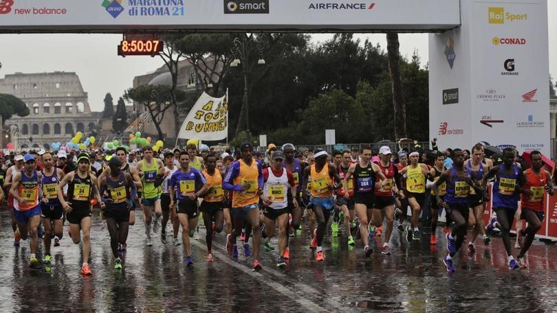 Atletica - Il grande cuore della Maratona di Roma