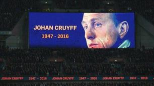 Euro 2016, Inghilterra-Olanda nel segno di Cruyff