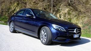 Mercedes Classe C berlina, foto e prezzi