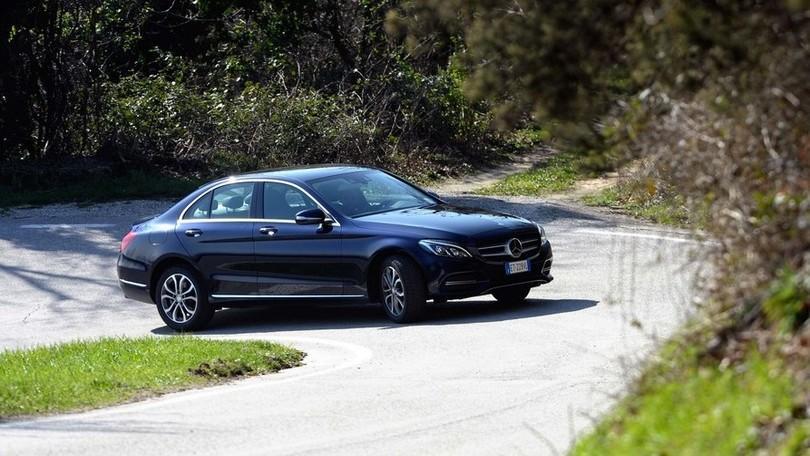Mercedes C220 d, la prova del nuovo punto di riferimento