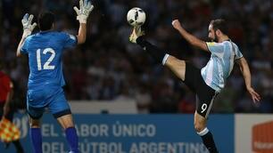 Argentina, Higuain: protagonista anche quando non segna