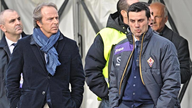 Fiorentina, la verità di Montella: «A Firenze mi hanno esonerato non me ne sono andato io»