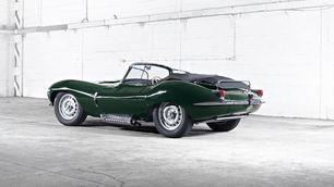 Jaguar XKSS, rinasce la prima supercar