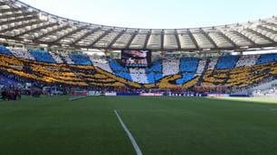 Quando il derby era...Il Derby: le coreografie più belle della Lazio