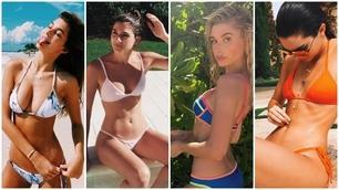 Kendall Jenner e le amiche: anche i lati A sono hot