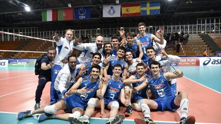L'Italia Under 20 parte subito con una vittoria. 3-0 alla Svezia