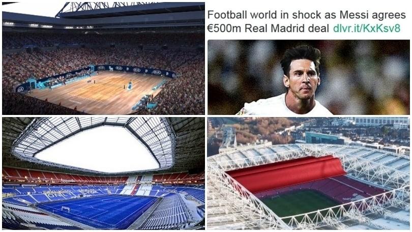 Messi dal Barcellona al Real Madrid? I Pesci d'aprile che fanno piangere i tifosi