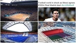 Messi sbarca a Madrid? Solo un pesce d'aprile