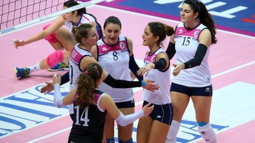 Volley: A2 Femminile, Forlì ospita Olbia, Soverato a Rovigo