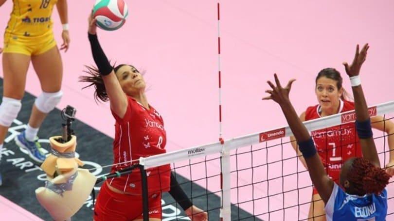 Volley: A1 Femminile, sabato si decide la griglia Play Off