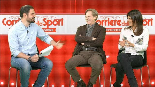 Il quiz sportivo di Valeria Solarino e Giulio Scarpati: ecco chi lo ha vinto