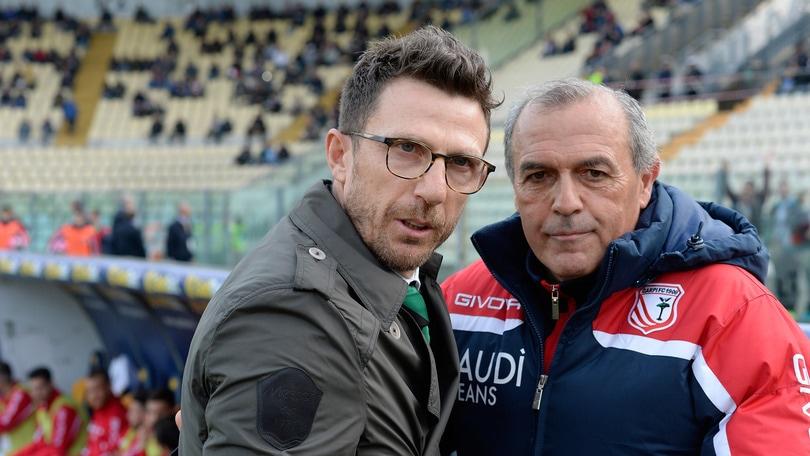 Calciomercato, Di Francesco: «Felicissimo di allenare il Sassuolo»
