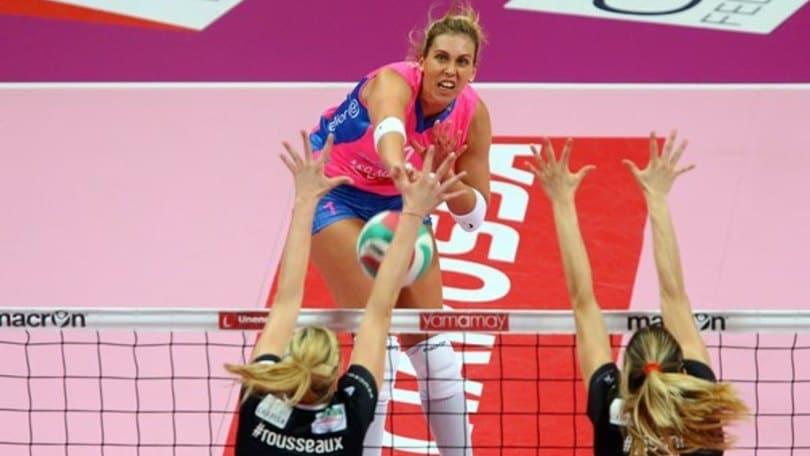 Volley: A1 Femminile, Piacenza estromette Busto dai Play Off
